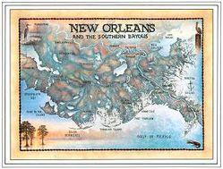 New Orleans Art Print & Poster