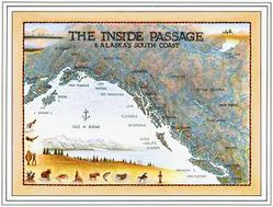 The Inside Passage Art Print & Poster
