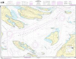 NOAA Chart 18432 - Boundary Pass