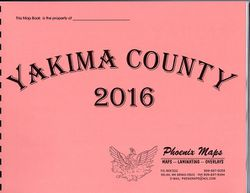 Yakima County Road Atlas