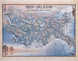 New Orleans Art Print & Poster