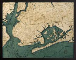Brooklyn Woodchart