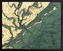 Charleston Woodchart