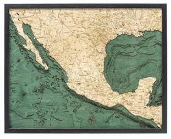 Mexico Woodchart