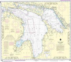 Nautical Chart 14860 - Lake Huron