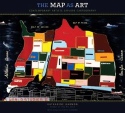 Map as Art by Katharine Harmon