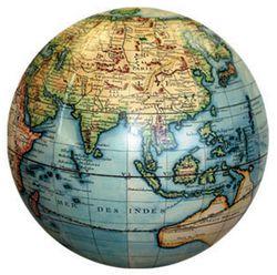 Antique Globe - Age of Exploration