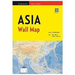 Asia Travel Map by Periplus