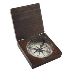 Lewis & Clark Compass by Authentic Models