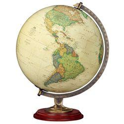 Adams Illuminated World Globe 12