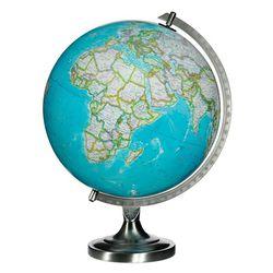 Bartlett Illuminated World Globe 12