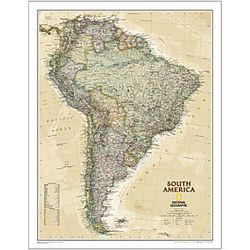 South America Executive Series by National Geographic
