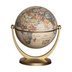 Miniature World Globe - Antique