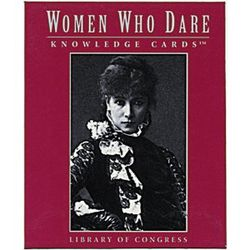 Women Who Dare Volume I Knowledge Cards