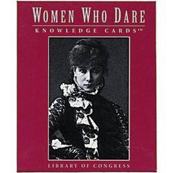 Women Who Dare Volume I Knowledge Cards