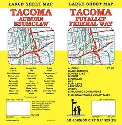 Tacoma Oversize Road Map l GM Johnson