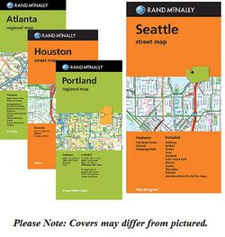 City Street Maps l Rand McNally