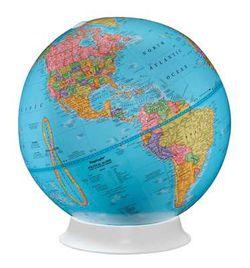 Apollo World Globe 9