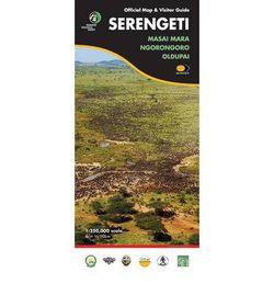 Serengeti National Park Map & Guide