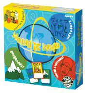 Around the World Board Game