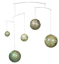 Globe Mobile by Authentic Models