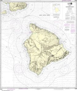 Nautical Chart 19320 - Hawaii (The Big Island)