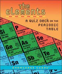 The Elements Knowledge Cards