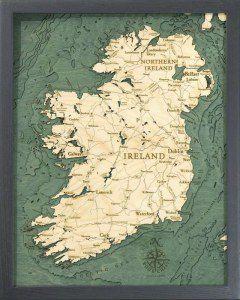 Ireland Woodchart