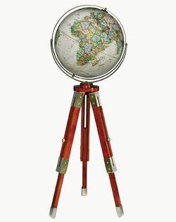 Eaton III World Globe - 16