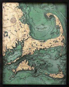 Cape Cod Woodchart