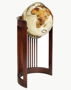 Barrel World Globe - 16