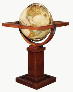 Wright World Globe - 16
