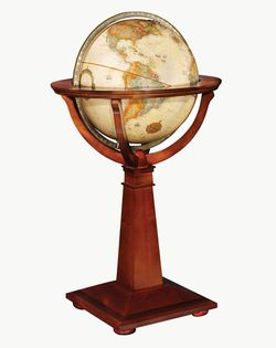 Logan World Globe - 16
