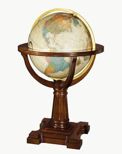 Annapolis World Globe - 20