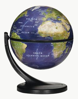 Wonder Globe - Satellite