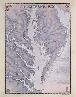 Chesapeake Bay Art Print & Poster