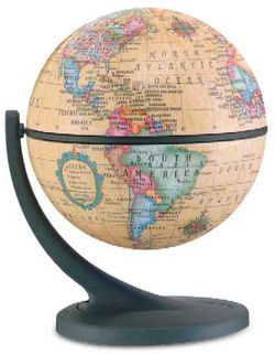 Small Wonder Globe - Antique Color 4.3