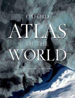 Oxford Annual Atlas - Oxford Press - World Atlases