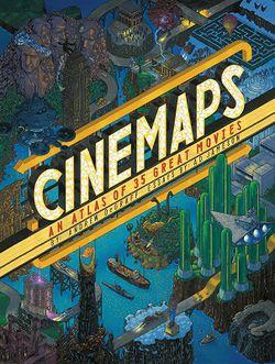 Cinemaps by Andrew DeGraff