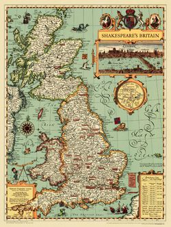 Shakespeare's Britain by National Geographic