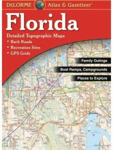 Florida Atlas & Gazetteer by DeLorme