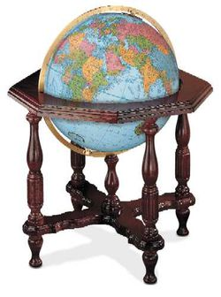 Statesman World Globe by Replogle - 20