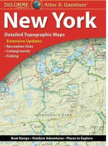 New York Atlas & Gazetteer by DeLorme