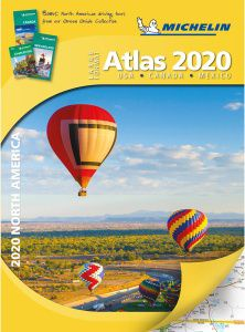 North America Road Atlas Large by Michelin