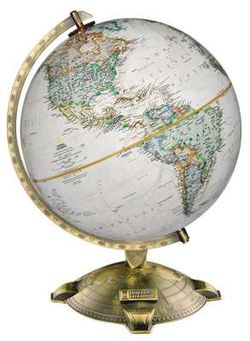Allanson World Globe 12