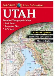 Utah Atlas & Gazetteer by DeLorme