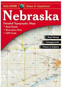 Nebraska Atlas & Gazetteer by DeLorme