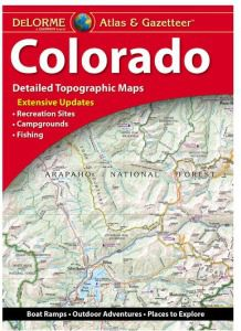 Colorado Atlas & Gazetteer by DeLorme