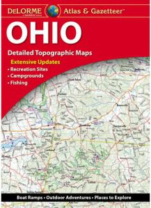 Ohio Atlas & Gazetteer by DeLorme