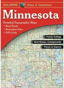 Minnesota Atlas & Gazetteer by DeLorme
